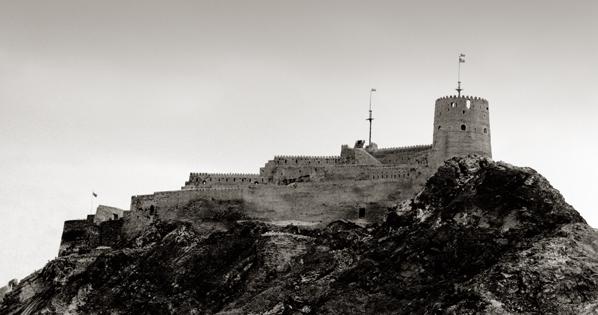 Castle-Muttrah