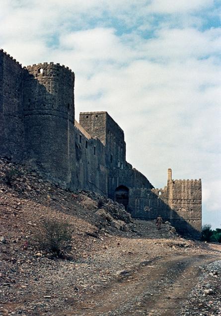Nakhl Fort (Al-Batinah)