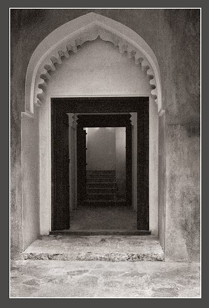 Arched-Doorway