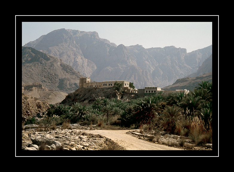 Jebel-Fortified-House