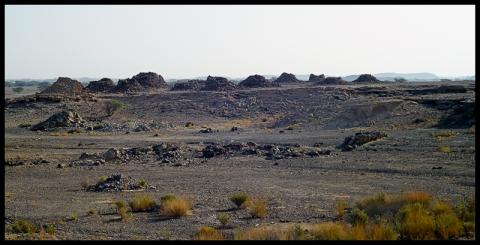 Halban Tombs 2