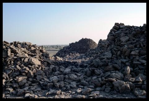 Halban Tombs 7