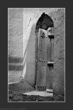 Tanuf door