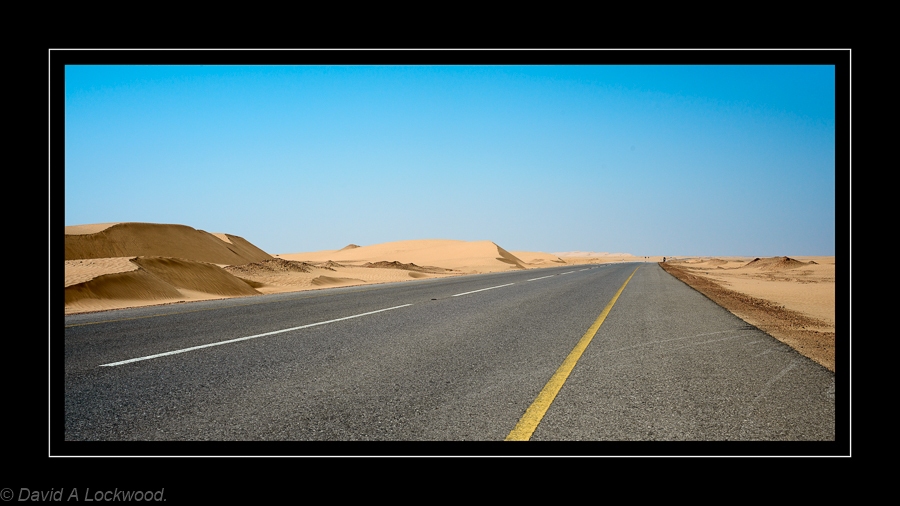 New Masirah Salalah Rd