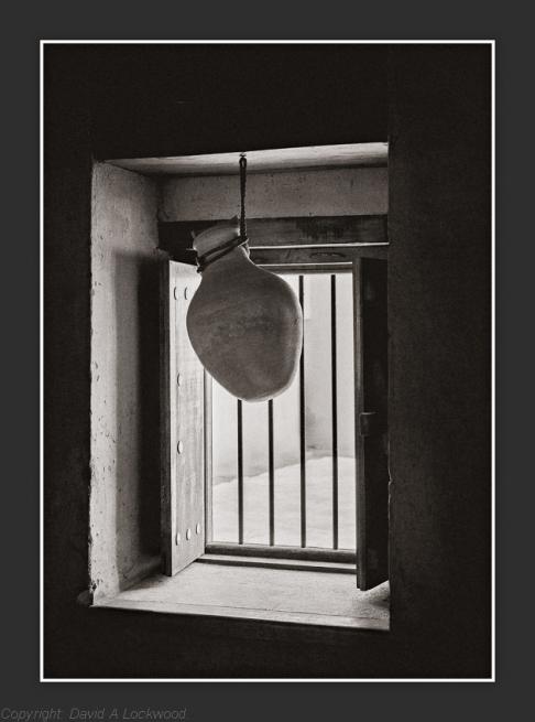 Window light No2 Nizwa Fort