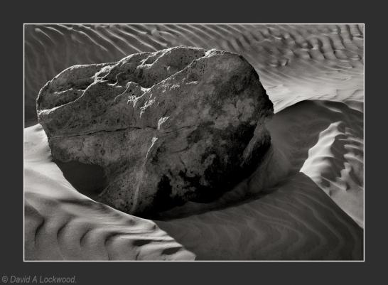 Rock & sand No4