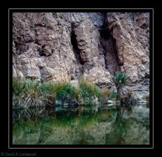 Rock & water