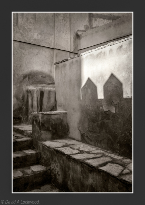 Steps & Shadows No2