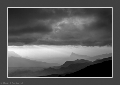 Storm Coming Jebel Misht
