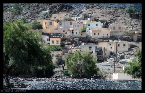 Typical Omani Village No2