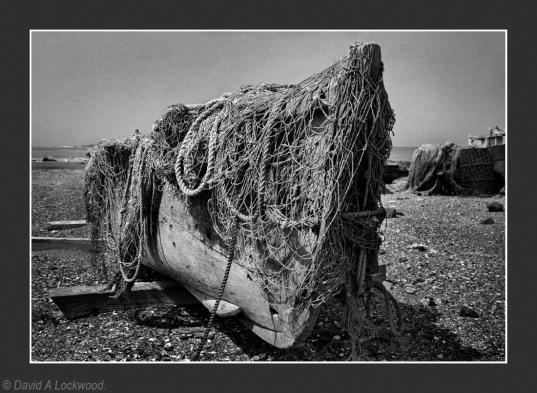 Boat & nets