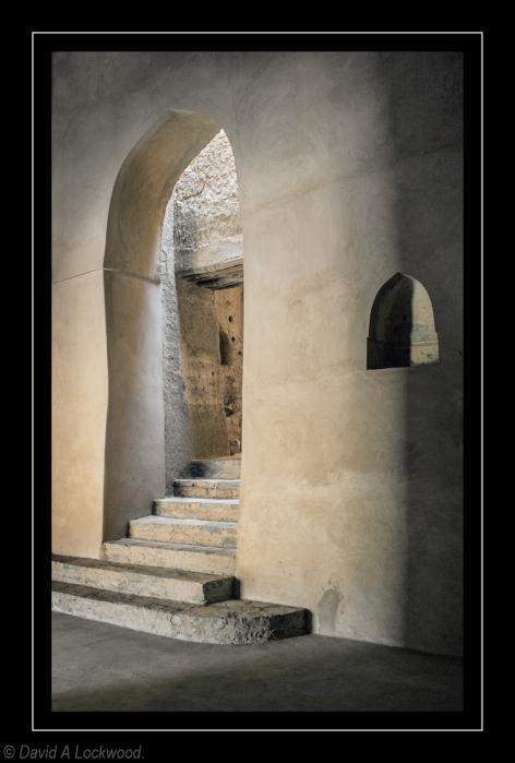 Wavy archway