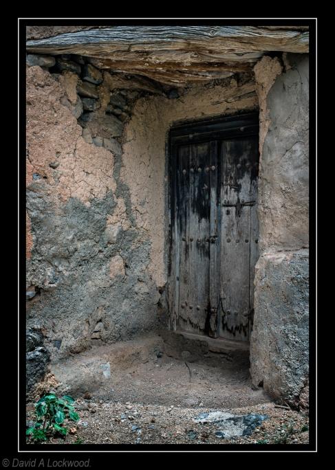 Old door - Bani Habib