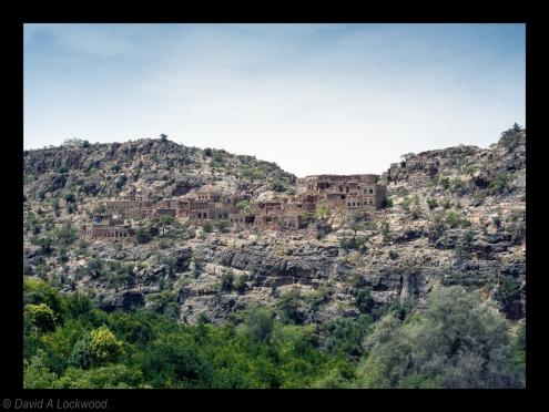 Village ruin Bani Habib No 2
