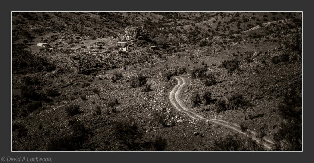 Jebel track