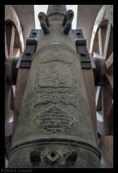 Cannon detail