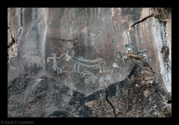 Rock Art Tanuf No3
