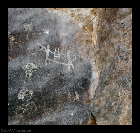 Rock Art Tanuf No4