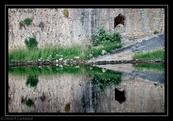 Tanuf reflections