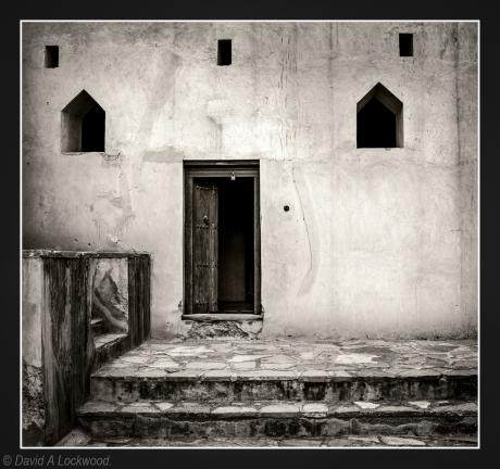 Door  & Arched windows