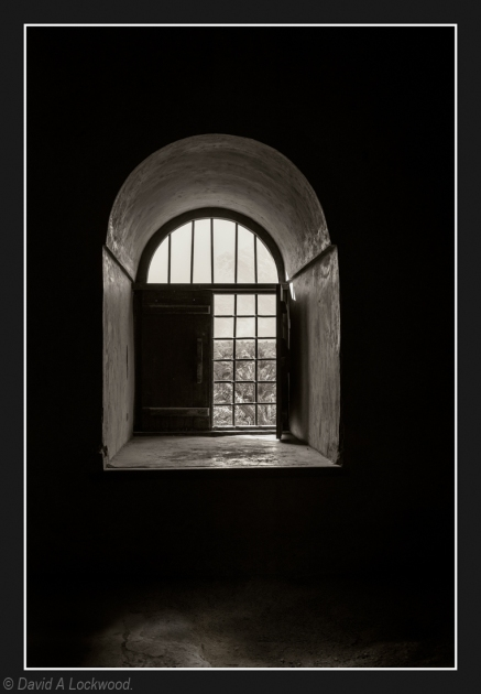 Window Nakhal Fort No3