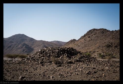 burial cairns No2