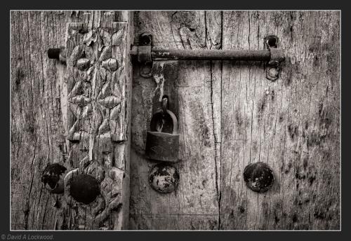 Old door fittings No2