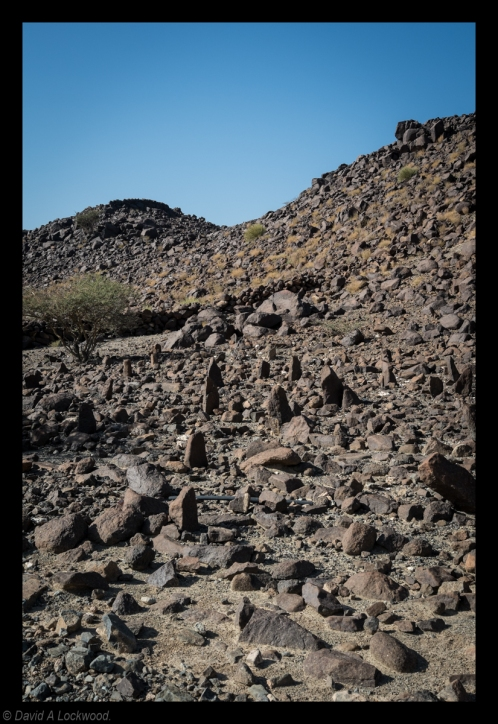 Pre-Islamic graves