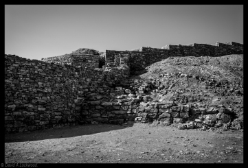 Iron Age fort.
