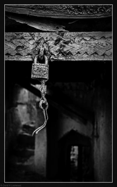 Lock with no purpose