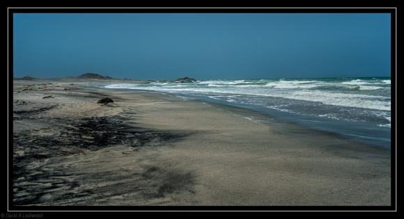 Black sand Masirah