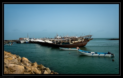 Fishing Dhows Masirah