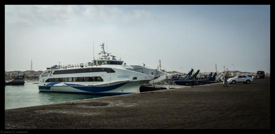 New Masirah ferry