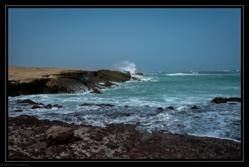 Rough sea Masirah No2