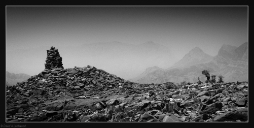 Cairn - Jebel Shams