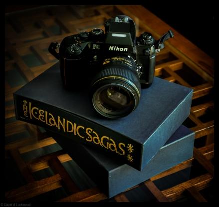 Nikon F4.