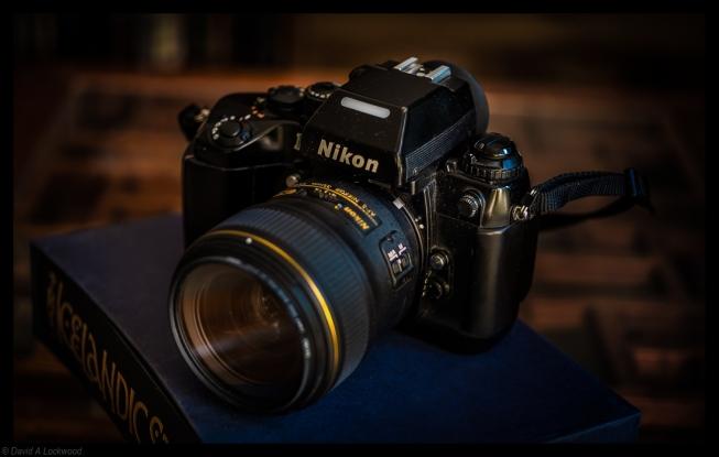 Nikon F4 No2