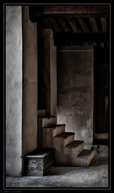 Steps & Box