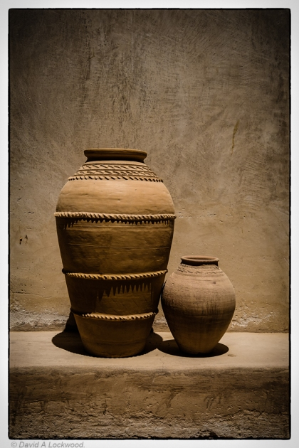 Two Pots - colour