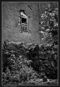 Window with wall