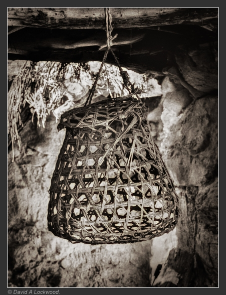 Basket Jebel Harim No2