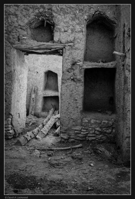 Muti-abandoned room.