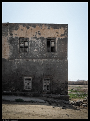 Abandoned house No3 - Mirbat