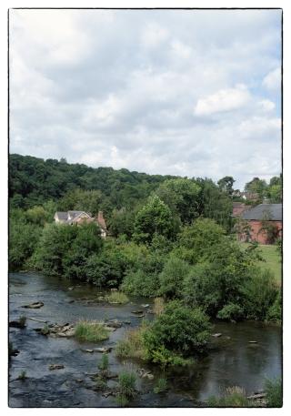 River Teme - Ludlow