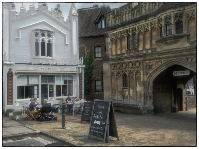 Café - Great Malvern.