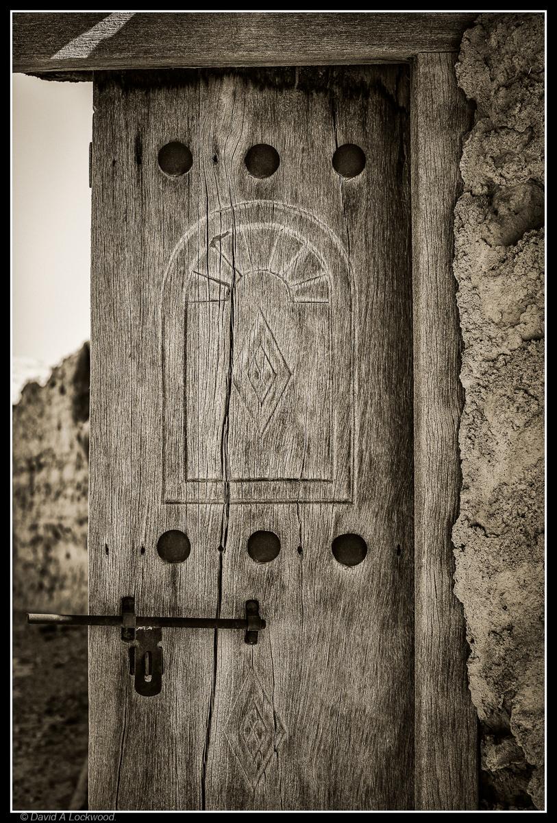 Decorated old door. & Decorated old door. u2013 Photography in Oman u0026 UK.