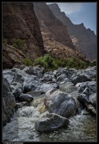Wadi in flood 2