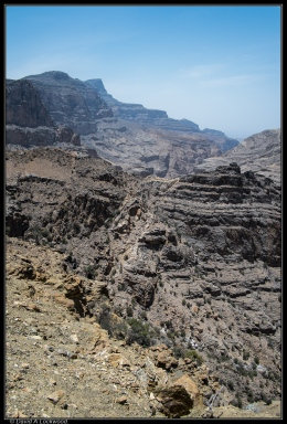 Al-Hajar Mountains No2