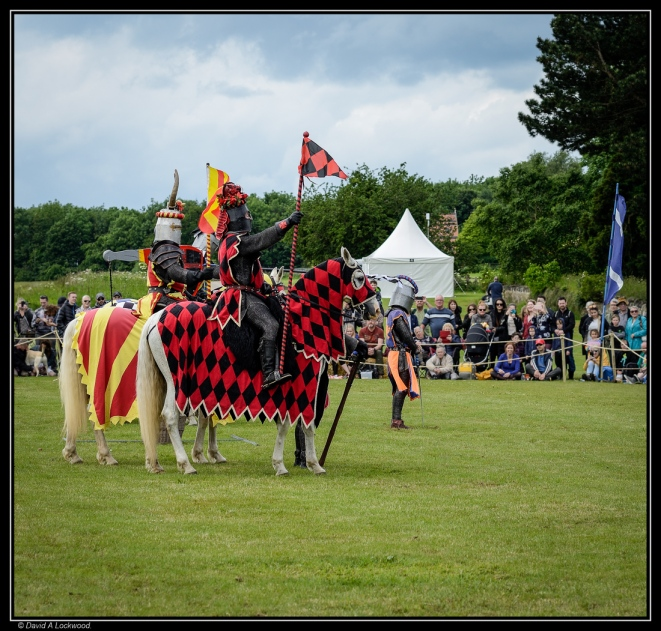 Jousting – Castle Howard_